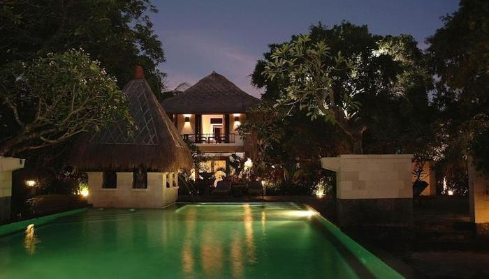 The Sandi Phala Resort Bali - Kolam Renang