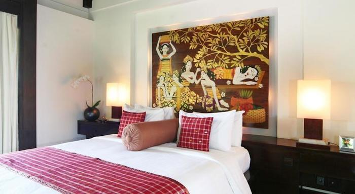 The Sandi Phala Resort Bali - Kamar tamu
