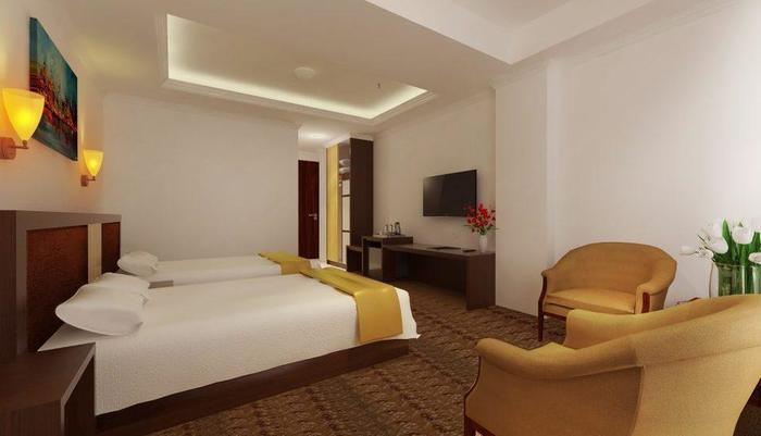 Grand Asrilia Hotel Convention & Restaurant Bandung - Deluxe Room Only