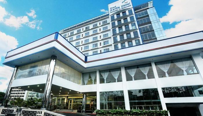 Grand Asrilia Hotel Convention & Restaurant Bandung - Bagian Depan Hotel