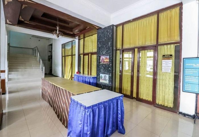 NIDA Rooms Yogyakarta Adisucipto Airport - Pemandangan Area