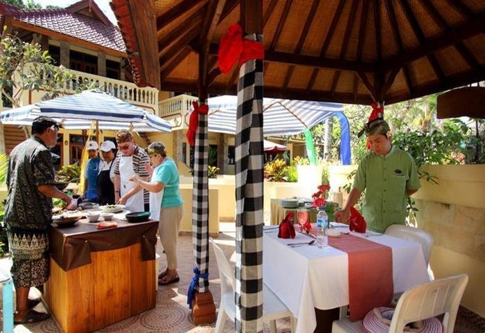 Bali Palms Resort Bali - Kelas Memasak