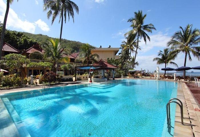 Bali Palms Resort Bali - Kolam Renang
