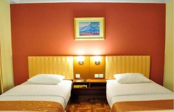 Golden Boutique Hotel Jakarta - Kamar tamu