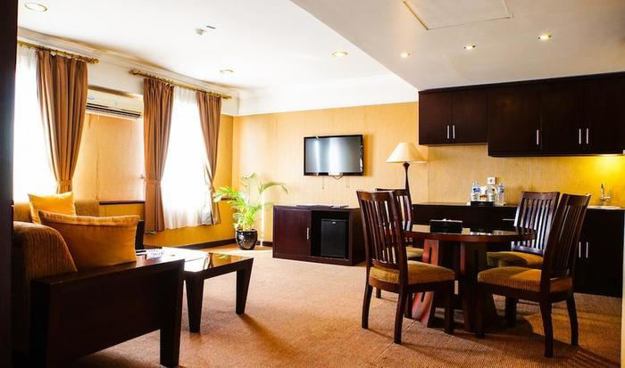 Golden Boutique Hotel Jakarta - EMERALD SUITE