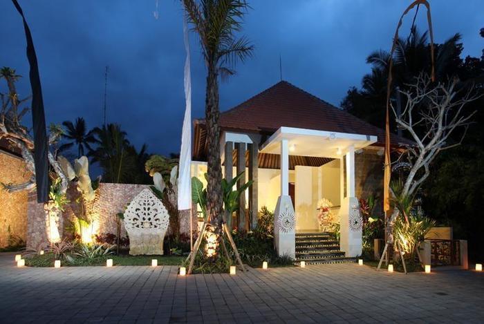 Bayad Ubud Bali Villa Bali - Tampilan Luar