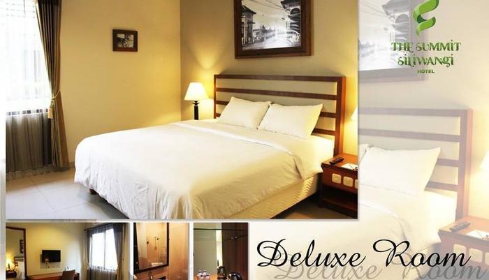 The Summit Siliwangi Hotel Bandung - Kamar Deluxe