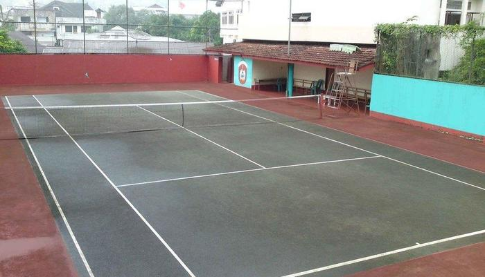 Amans Hotel Ambon - Lapangan Tennis