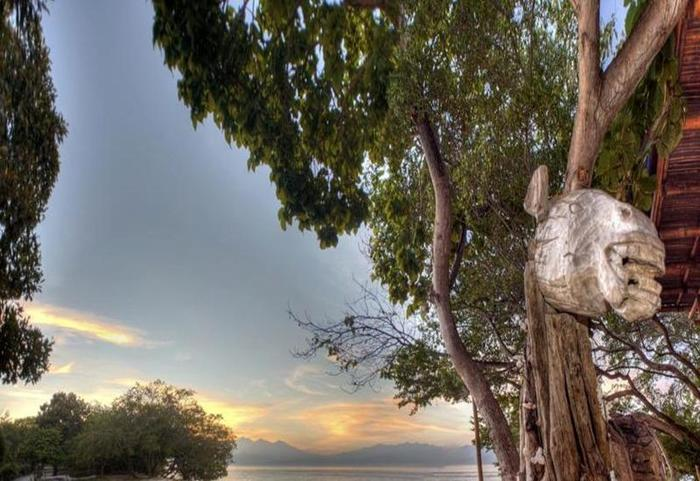 The Trawangan Resort Lombok - Eksterior