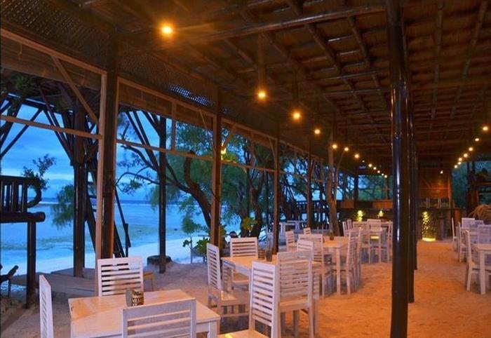 The Trawangan Resort Lombok - Restoran