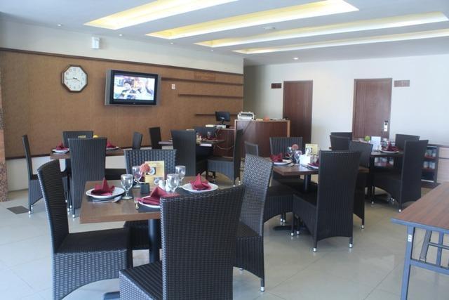 Andelir Convention Hotel Semarang - Restoran