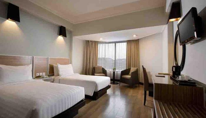 Hotel Santika Premiere Jogja - Executive Twin