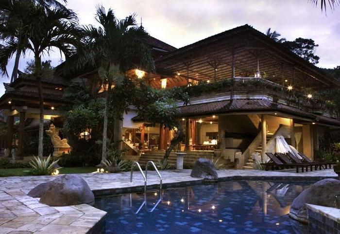Puri Bagus Candidasa Bali - Geringsing Restoran