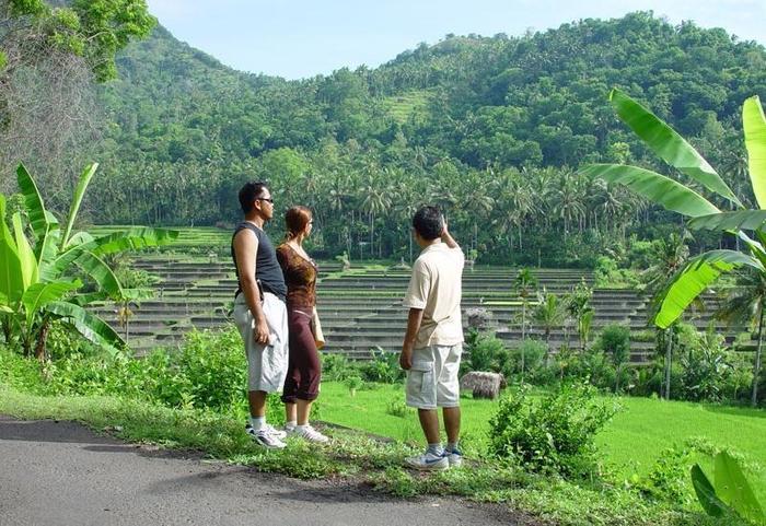 Puri Bagus Candidasa Bali - Trekking