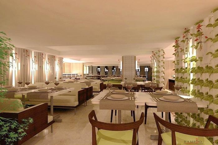 Ramedo Hotel Makassar - Restoran