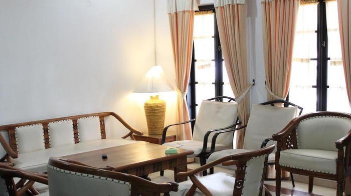Lagura Residence Jakarta - Ruang tamu
