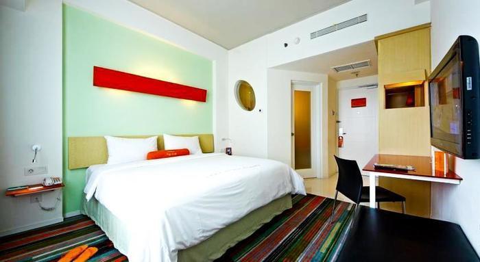 HARRIS Hotel Bandung - Kamar Tamu