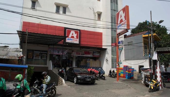 Rumah Betawi Kalipasir Jakarta - 1 menit dari homestay.