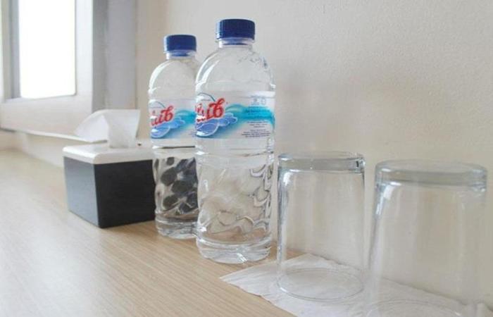 Hotel Paramount Makassar Makassar - Air Mineral