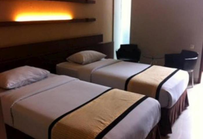 Hotel Nyland Pasteur - Executive Twin