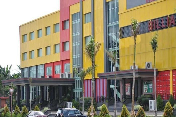 M-one Hotel Bogor - Tampilan Luar Hotel