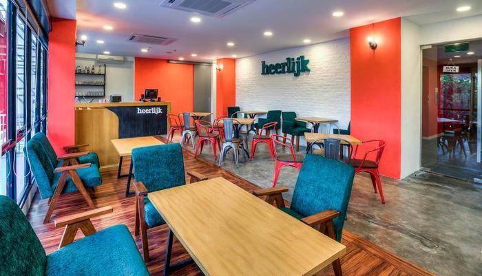 Red Planet Jakarta Pasar Baru - Hotel Facility