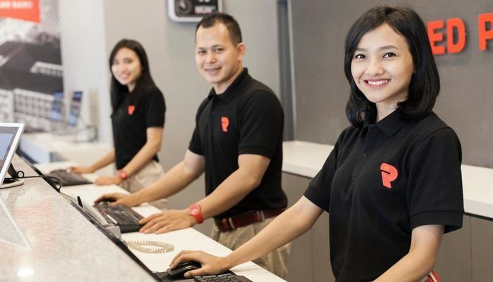 Red Planet Pasar Baru Jakarta - Hotel Staff