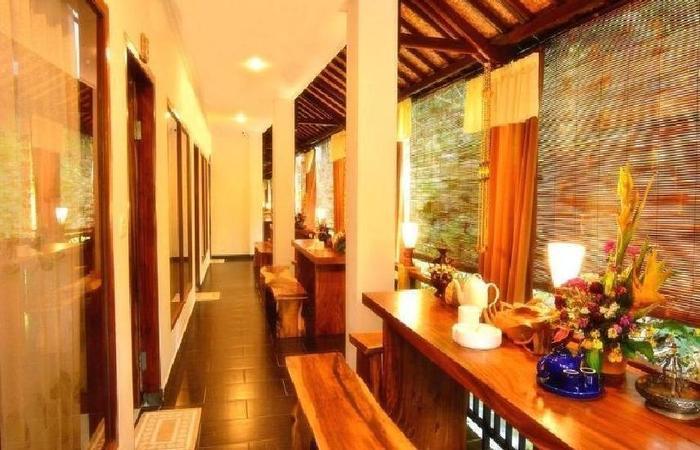 Tukad Mas Cottages Bali - Ruang tamu
