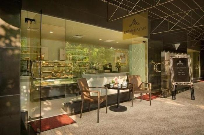 The Papandayan Hotel  Bandung - The Deli