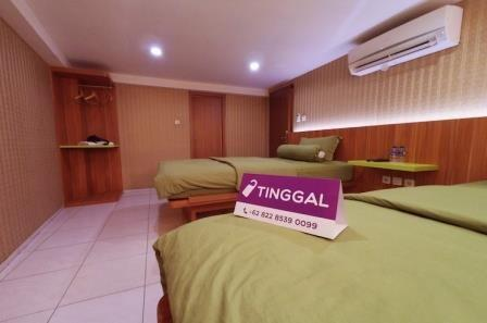 Tinggal Standard at Tanah Abang Jakarta - Kamar