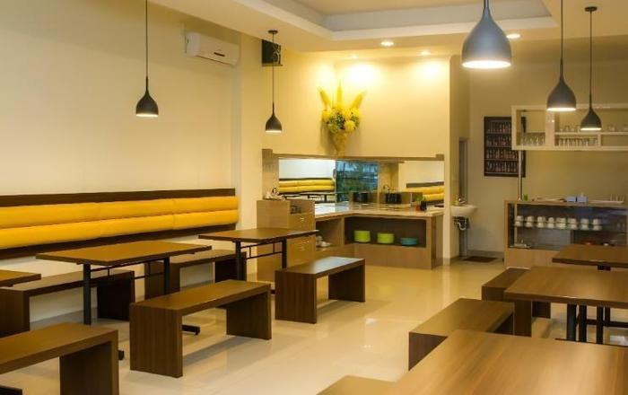Hotel Premium Belitung - Restoran