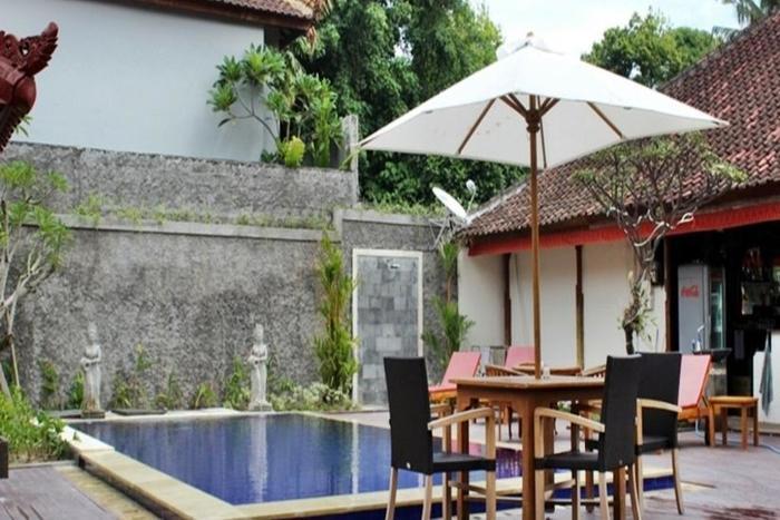 Puri Panca Jaya Hotel Bali - Kolam Renang