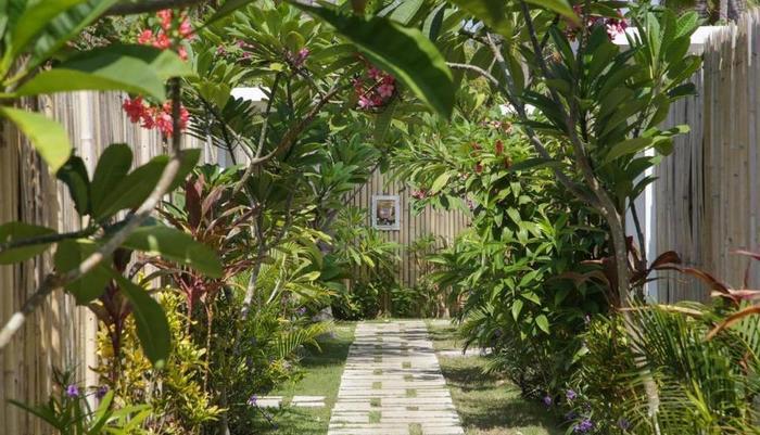 Villas Edenia Lombok - Exterior