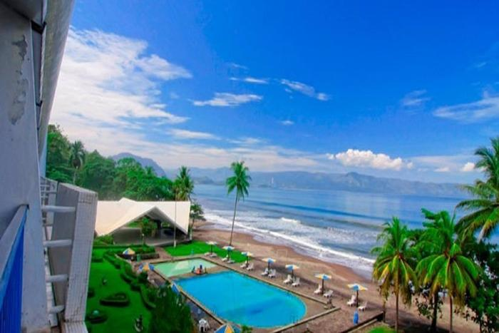 Inna Samudra Beach Sukabumi - Pemandangan