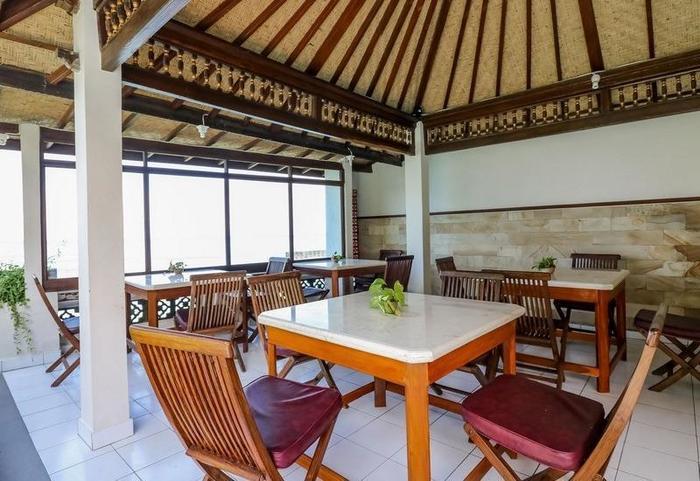 NIDA Rooms Candidasa Karang Asem Bali - Restoran