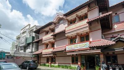 Hotel Bali Indah Bandung - eksterior