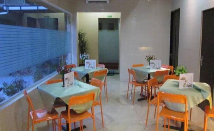 Grand Transit Hotel Syariah Medan - Restoran