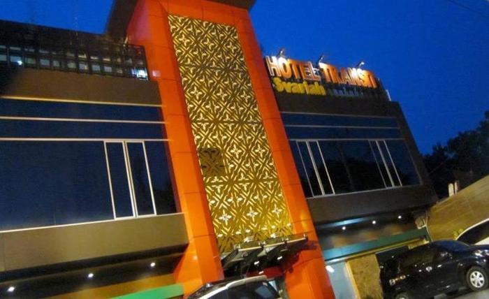 Grand Transit Hotel Syariah Medan - Eksterior