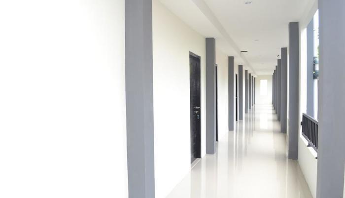 Alzara Hotel Yogyakarta - Koridor
