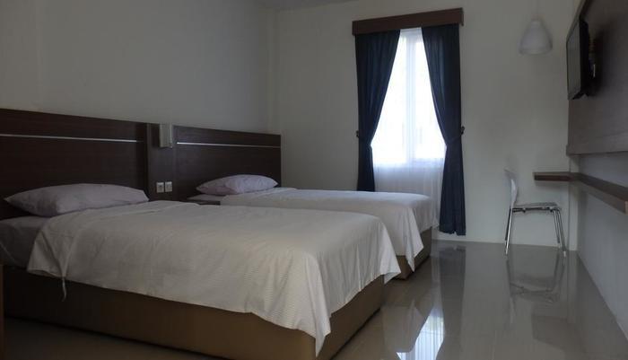 Alzara Hotel Yogyakarta - Kamar Twin