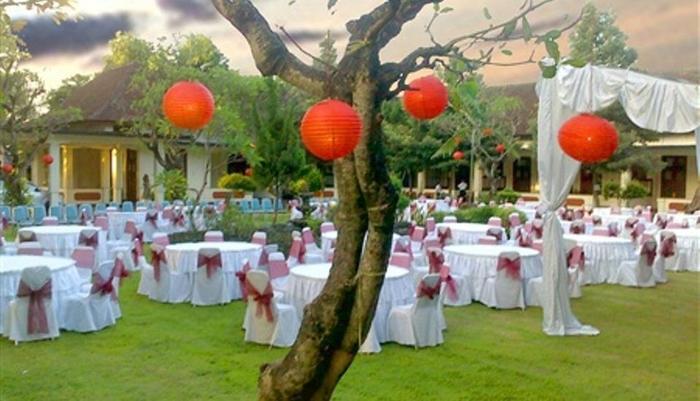 Inna Bali Hotel Bali - Dekorasi