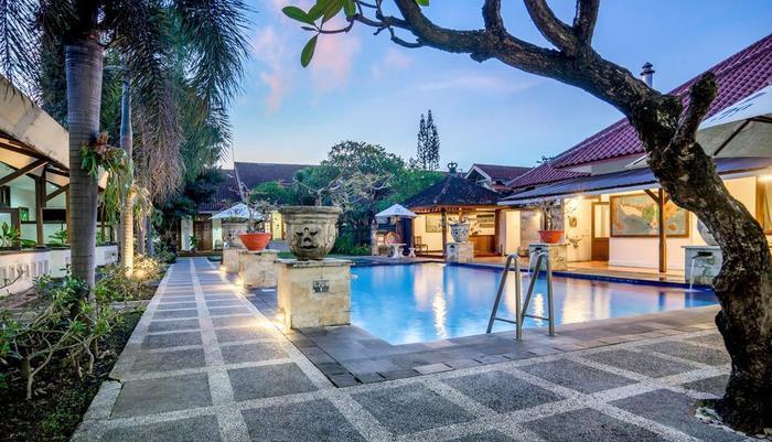 Inna Bali Hotel Bali - Pool View