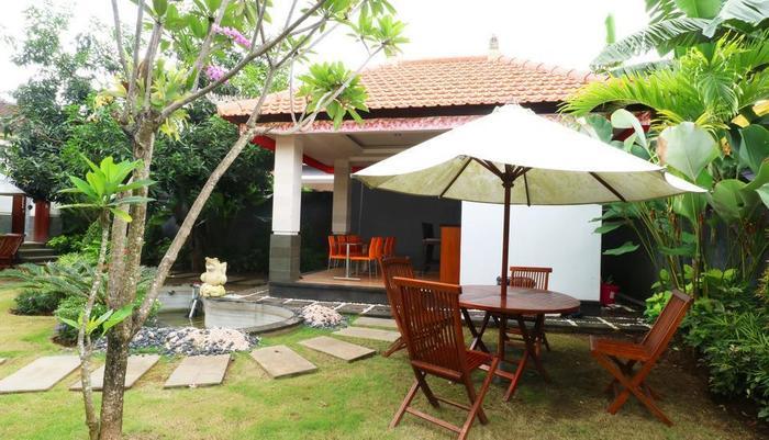 The Umah Pandawa Bali - Garden