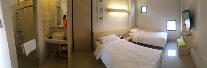 Hotel Arjuna Kota Batu Malang - Kamar hotel Arjuna