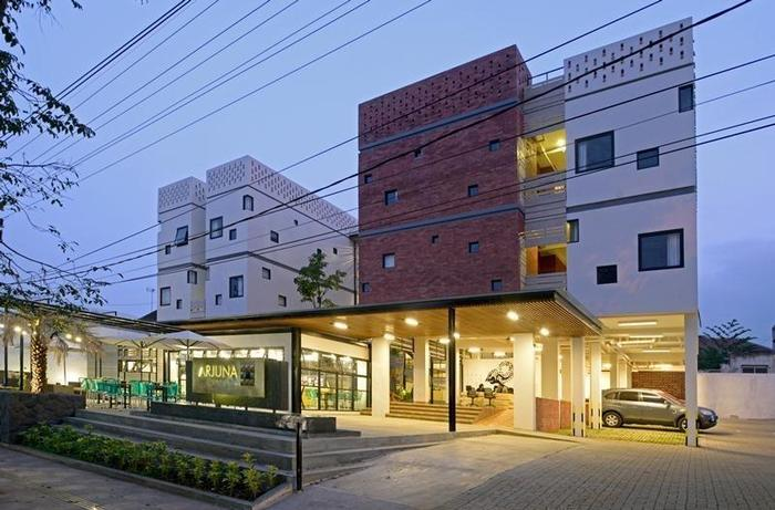 Hotel Arjuna Kota Batu Malang - Hotel Arjuna