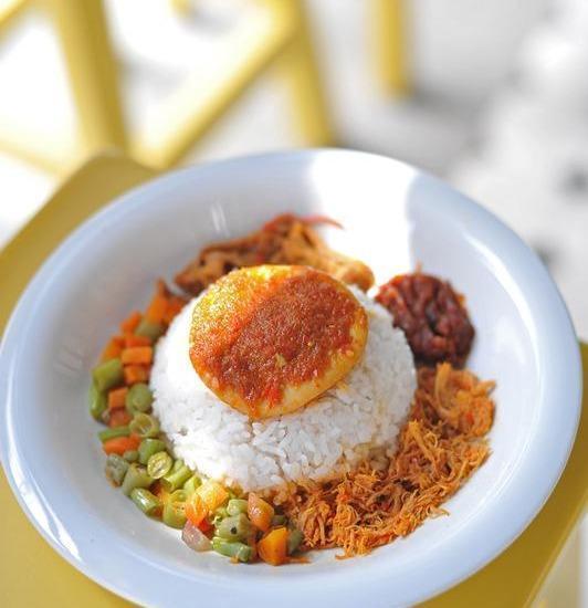 Hotel Arjuna Kota Batu Malang - makanan