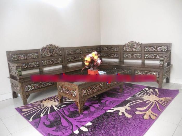 Ceria Homestay Malang - Living Room