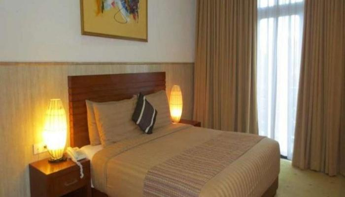 Bali Paradise City Hotel Bali - Kamar