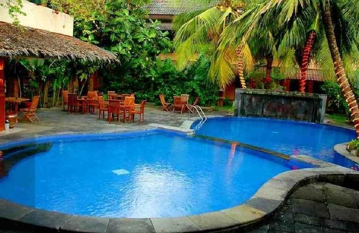 Nyiur Resort Hotel Pangandaran - Kolam Renang