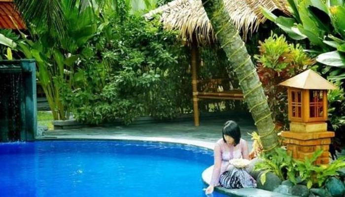 Nyiur Resort Hotel Pangandaran - Pool